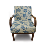 Barnes Upholstery Chair Image 5